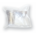 Container with 500 ml-4 Pack